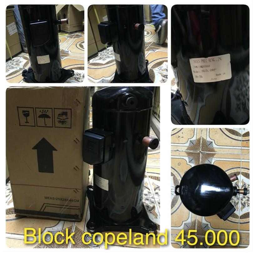Block điều hoà Copeland 45.000 BTU