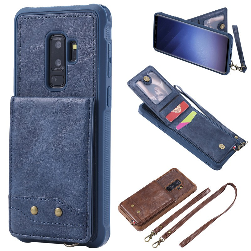 Fashion Shockproof Phone Case For Samsung Galaxy S9 S9 Plus Note 9 Note 8 Cover