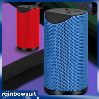 Loa Bluetooth Loa siêu trầm Di động ABS 3W Âm thanh HiFi Loa âm thanh nổi 3D cho âm nhạc