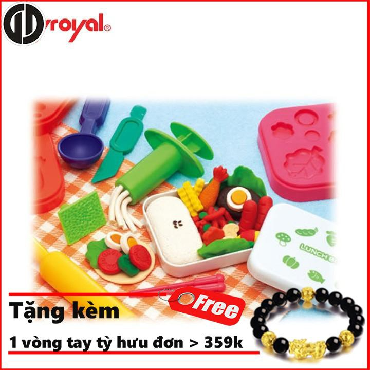 [Giá Rẻ Nhất] Set bột nặn tổng hợp 12 món Toyroyal