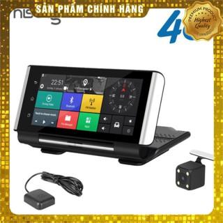 Camera Hành Trình–K7-Taplo-Lùi-FullHD-4G-10inch-Tiếng Việt AD