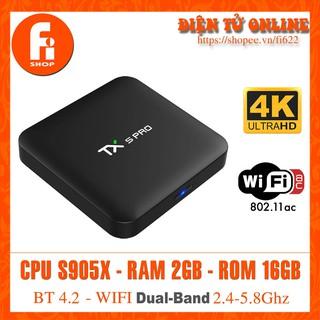 Yêu ThíchTV Box Android TV TX5 PRO 4K TANIX