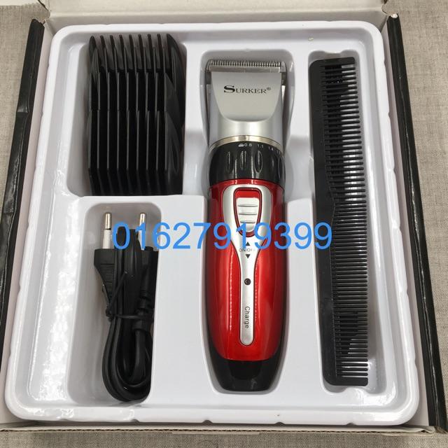 Tông đơ cắt tóc SUKER 8051