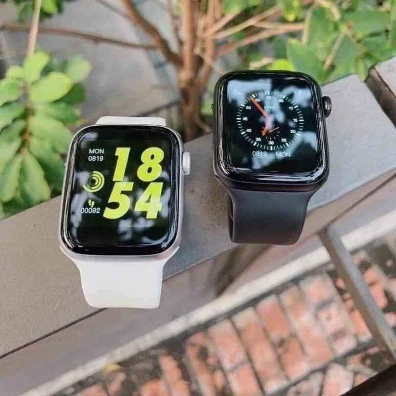 Đồng hồ thông minh T500 seri 6, thay dây, thay ảnh, nghe gọi kết nối bluetooth. Bảo hành 6 tháng.