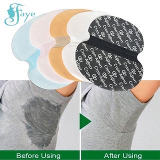 Underarm Deodorant Pad 1pc Deodorants Cotton Pads Disposable Absorbing Sweat Stick 5 Colors