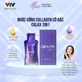 Nước uống collagen cô đặc Colax 3500mg 30ml chiết xuất từ Saffron, sụn cá đuối siêu dưỡng trắng căng da thumbnail