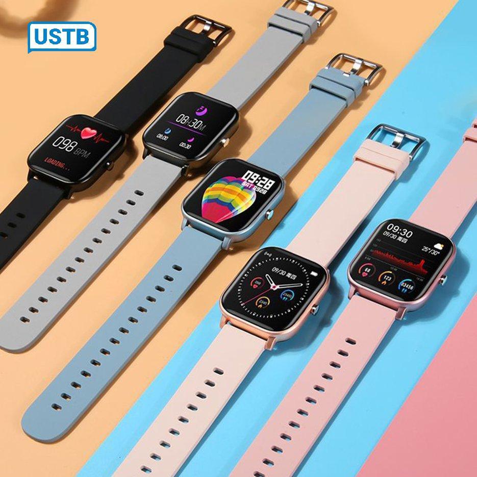 *Đồng hồ thông minh Colmi P8 1.4 Inch hỗ trợ theo dõi sức khỏe