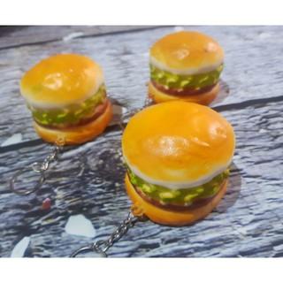 Squishy bánh hambeger siêu mềm Bsp12