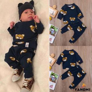 Set quần áo thời trang dành cho trẻ sơ sinh