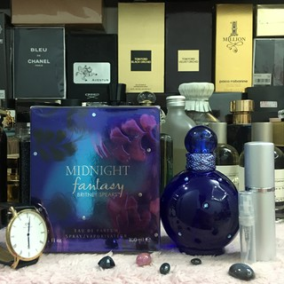 [Mẫu Thử] Nước Hoa Nữ Britney Spears Midnight Fantasy 2ml 5ml 10ml thumbnail