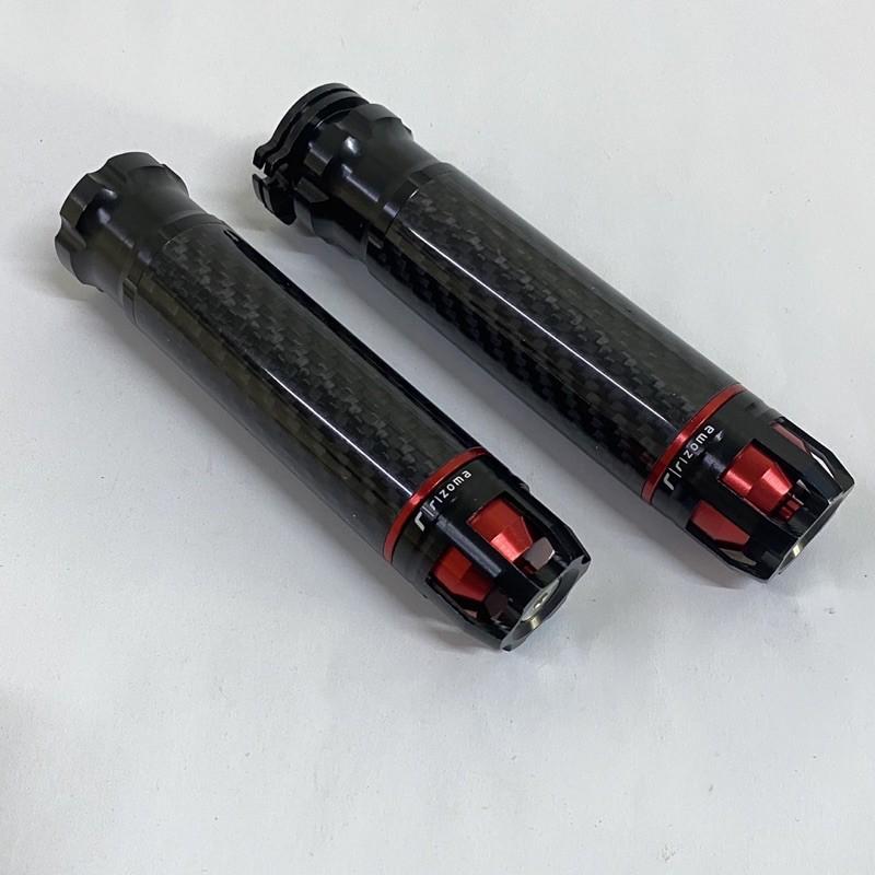 [Giá 1 đôi] Bao tay gù xoay Carbon có lõi ga.Gắn thông dụng các dòng xe