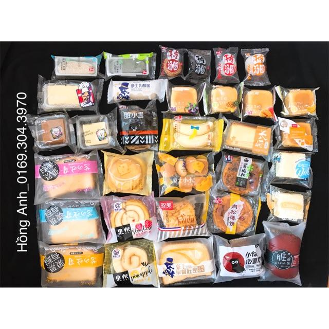 Bánh mix thùng 2,3kg - 3383606 , 1158906084 , 322_1158906084 , 330000 , Banh-mix-thung-23kg-322_1158906084 , shopee.vn , Bánh mix thùng 2,3kg
