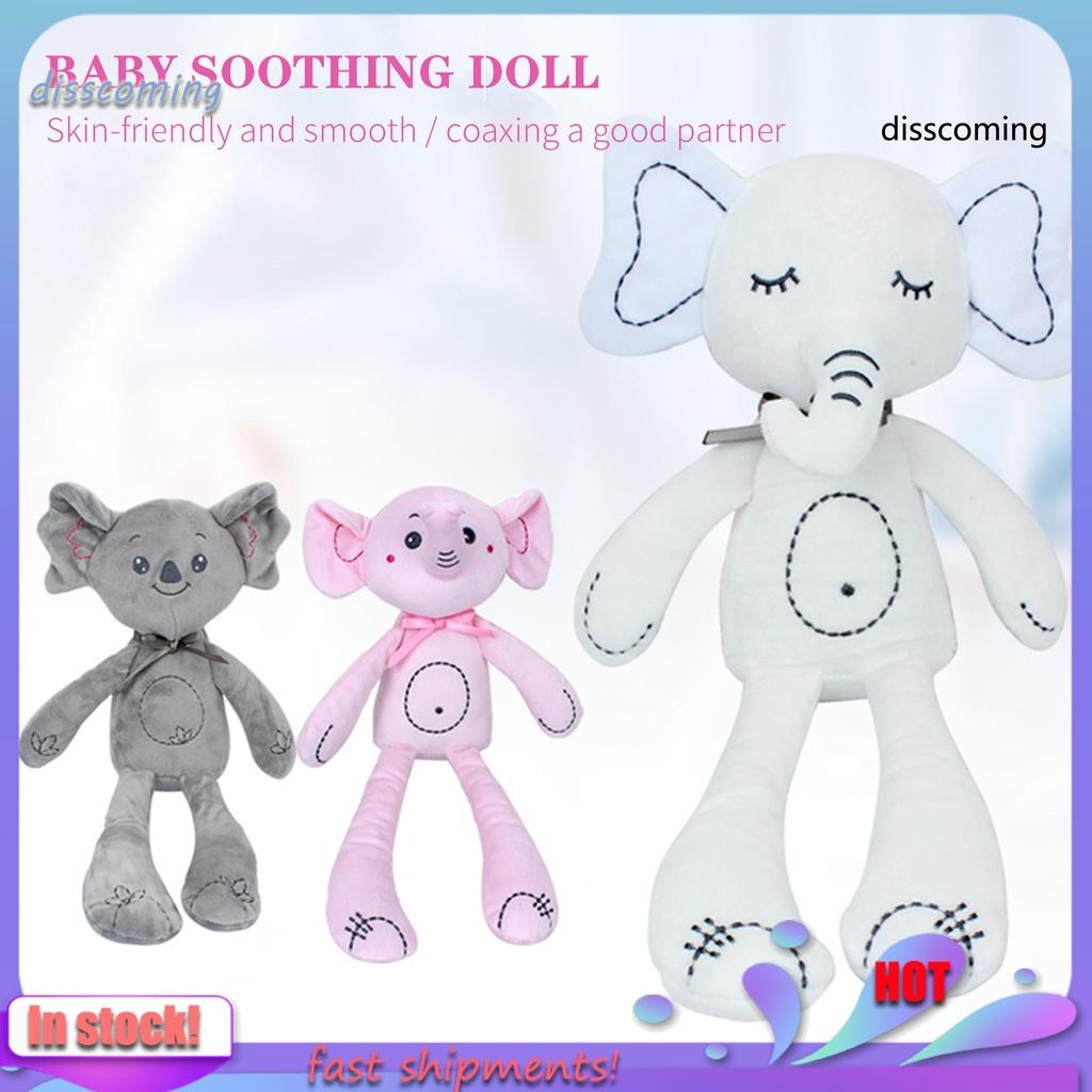 WO_Animal Toy Exquisite Design Fine Workmanship Colorful Gray Koala Plush Toy for Child