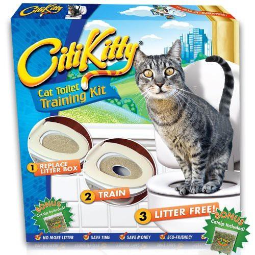 Bộ dạy mèo đi vệ sinh Citi kitty