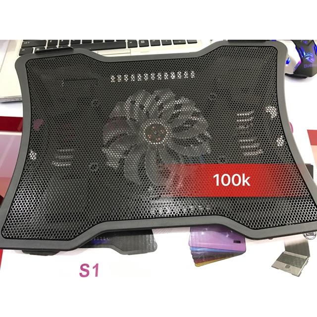 Đế tản nhiệt laptop S1 - 3234139 , 317201287 , 322_317201287 , 100000 , De-tan-nhiet-laptop-S1-322_317201287 , shopee.vn , Đế tản nhiệt laptop S1