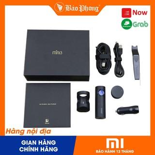 Camera hành trình 1600P XIAOMI DDPAI MINI3 PRO Car Camera 1600P 32GB & 64GB thumbnail