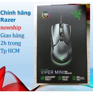 Chuột Game Razer Viper Mini - Mới 100% (Hàng Chính Hãng) thumbnail