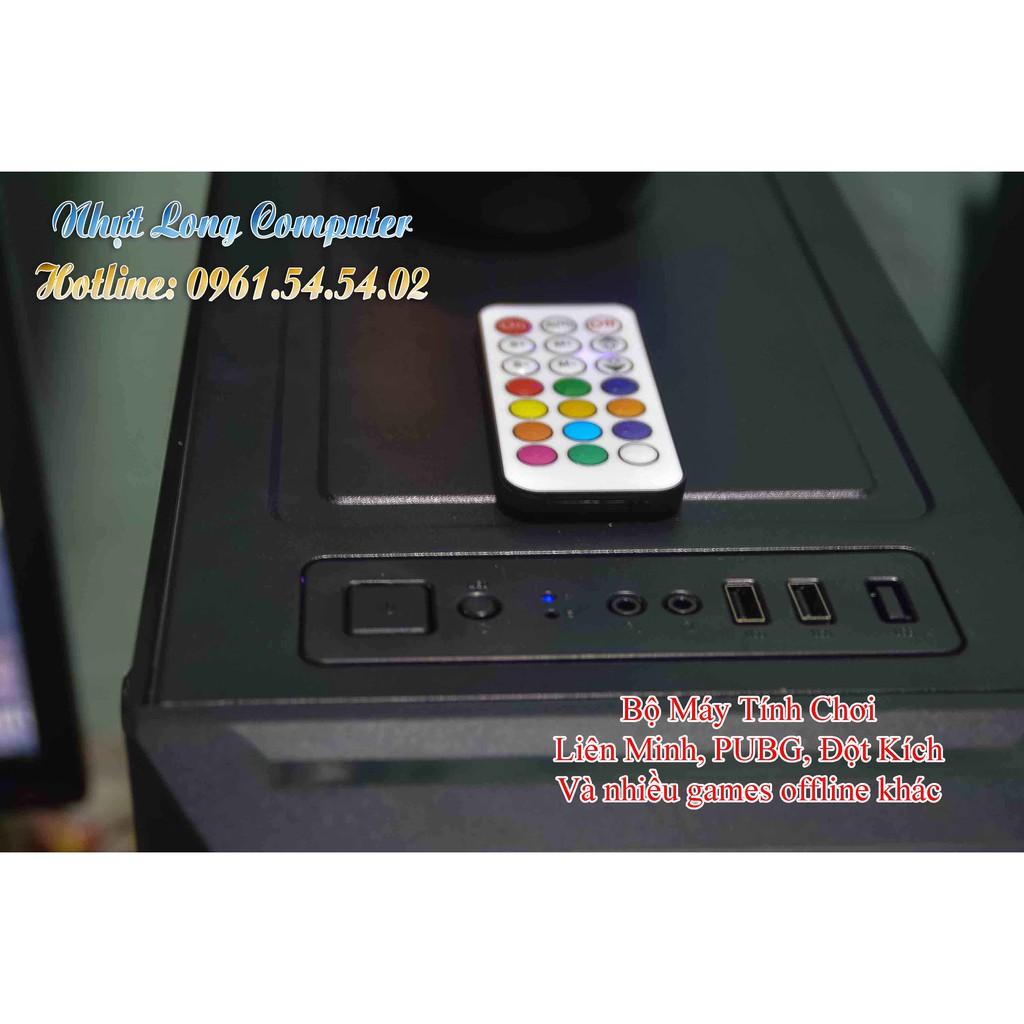 Bộ Máy Tính Bàn GTA 5, Liên Minh, Đột Kích, PUBG, ROS Siêu Mượt 8GB 16GB 24GB | SaleOff247