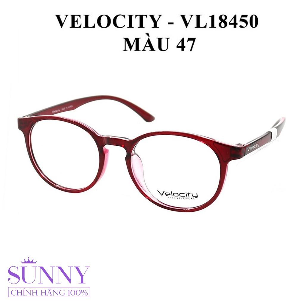Gọng kính Velocity chính hãng VL18450 (9 màu khác nhau) – có bao gồm tem thẻ bảo hành chính hãng