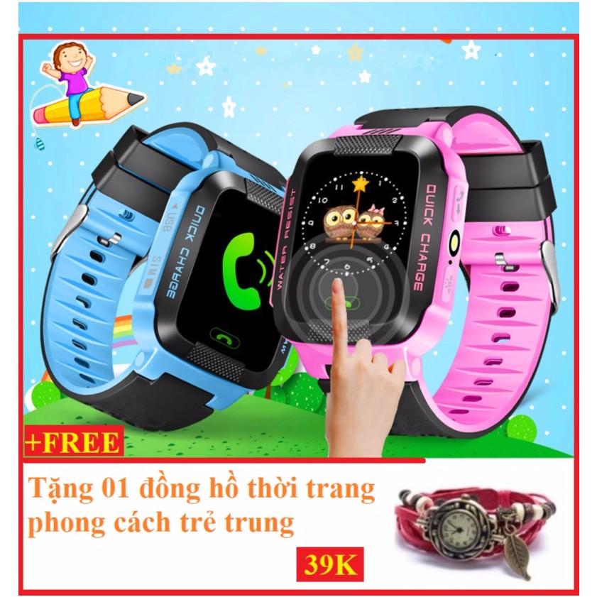 Đồng hồ định vị trẻ em GPS Tracker Y21G mới nhất (Xanh Dương) + Tặng đồng hồ thời trang - 3019507 , 444365894 , 322_444365894 , 1000000 , Dong-ho-dinh-vi-tre-em-GPS-Tracker-Y21G-moi-nhat-Xanh-Duong-Tang-dong-ho-thoi-trang-322_444365894 , shopee.vn , Đồng hồ định vị trẻ em GPS Tracker Y21G mới nhất (Xanh Dương) + Tặng đồng hồ thời trang