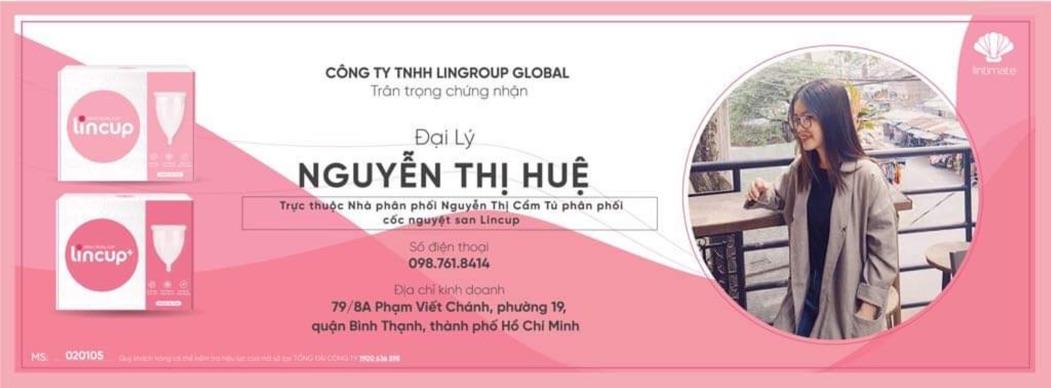 (FULL QUÀ TẶNG) Cốc nguyệt san Lincup chính hãng nhập khẩu từ Mỹ