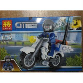 Bộ xếp hình lego 28006, dành cho bé trên 6 tuổi