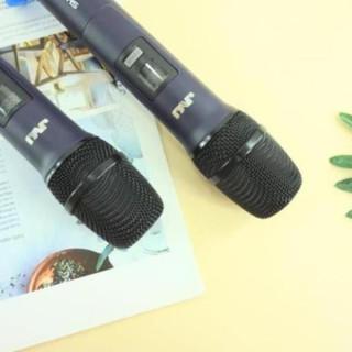 Bộ 2 Microphone không dây 2Good W15 JVJ đa năng cao cấp