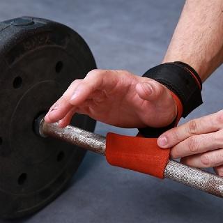 Quấn cổ tay tập gym có đệm hỗ trợ nâng tạ thumbnail
