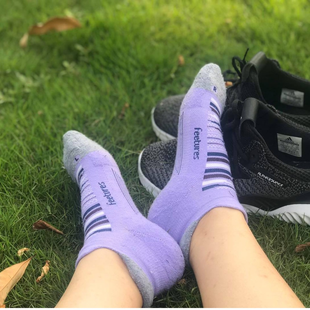 COMBO 2 Đôi Vớ Feeture! Elite Max Cushion - Tất Thể Thao Nam Nữ Bán Chạy Số 1 Tại Mỹ - Chất Cotton 100% Siêu Mềm Mại