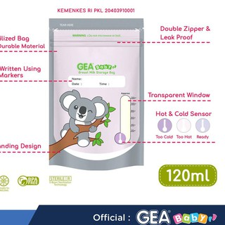 Gea Baby Package Asi 120ml & Mamals Edition