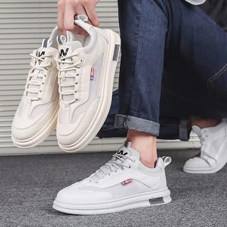 Giày Sneaker Nam TKTMS36 Giày Thể Thao Nam Siêu Thoáng Khí Phong Cách Hàn Quốc Chính Hãng TKT STORE Size (39-43) thumbnail