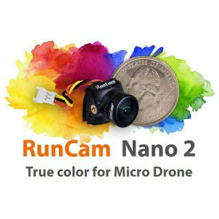 Runcam nano 2 like new 95%