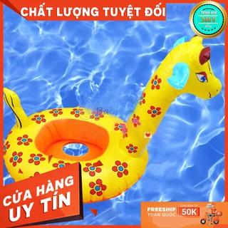 PHAO TẮM HÌNH THÚ CHO BÉ- THANH HAN