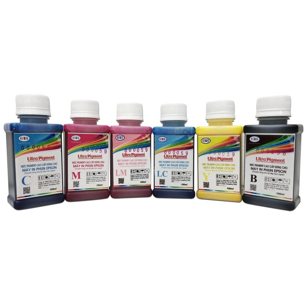 Mực In Epson Ultra Pigment- lọ 100ml
