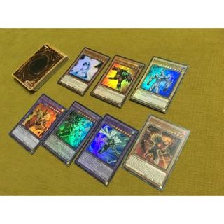 (CỰC ĐỘC) Bộ bài Yugioh! Phong cách Jaden Yuki – Elemental Hero (40 Cards) – Tặng Gamemart giấy Elemental Hero