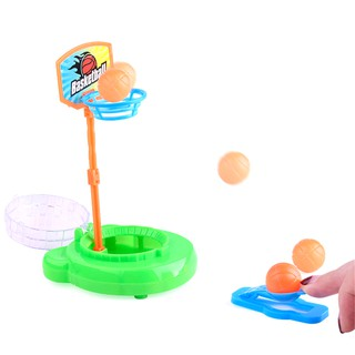 LOVEU* Mini Finger Basketball Shooting Toys Kids Game Tabletop Ball Playing Relax Gift