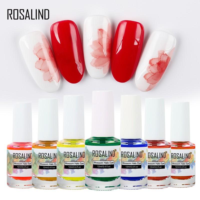 Lọ sơn móng tay xinh xắn hiệu ROSALIND