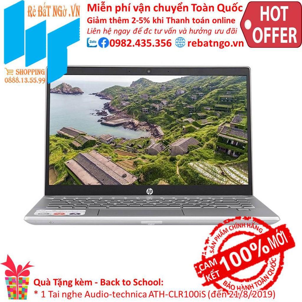 Laptop HP Pavilion 14-ce1014TU 5JN05PA 14 inch FHD_i3-8145U_4GB_500GB HDD_UHD 620_Win10_1.6 kg