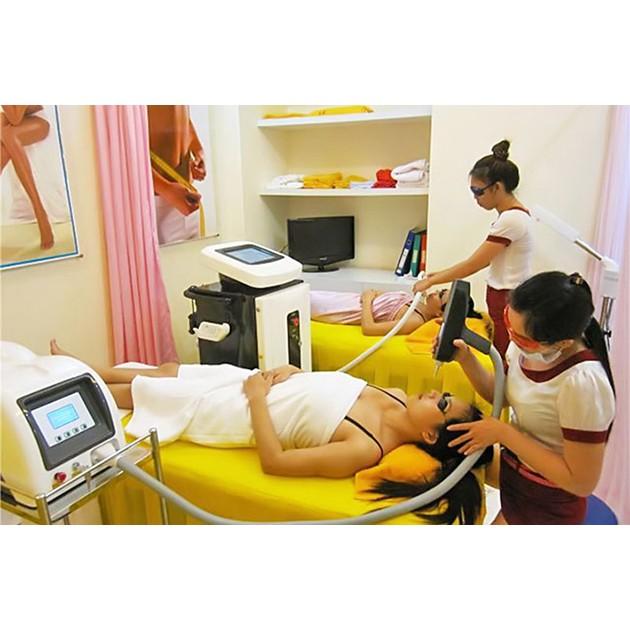 Hồ Chí Minh [Voucher] - Triệt lông trị thâm trắng sáng da 05 lần tại TMV Hoàng Mai