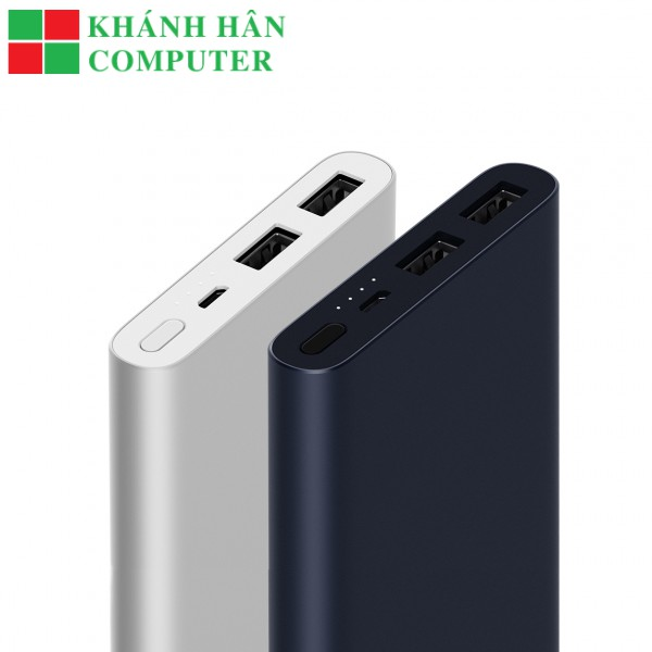 Sạc dự phòng Xiaomi Gen 2/ Gen 2S 10000 mAh - Chính hãng Digiworld phân phối - BH 06 tháng toàn quốc
