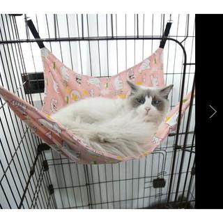 Võng cho mèo nhiều màu siêu xinh thumbnail
