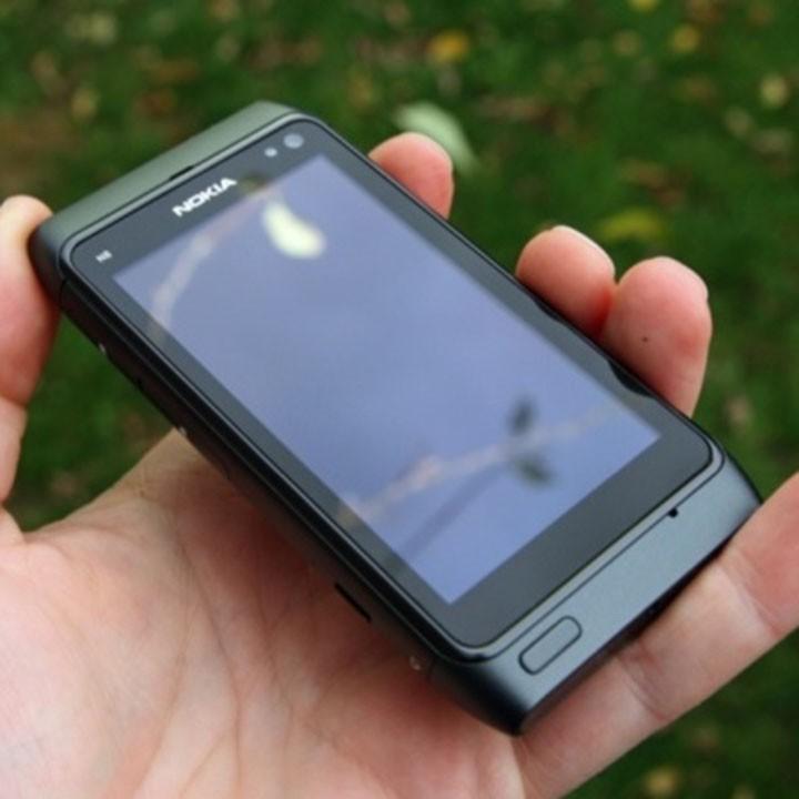 Freeship- Điện Thoại Cảm Ứng Cổ Điển Nokia N8 Màn Hình OLED Siêu Nét - DTN8 - matkinhsg