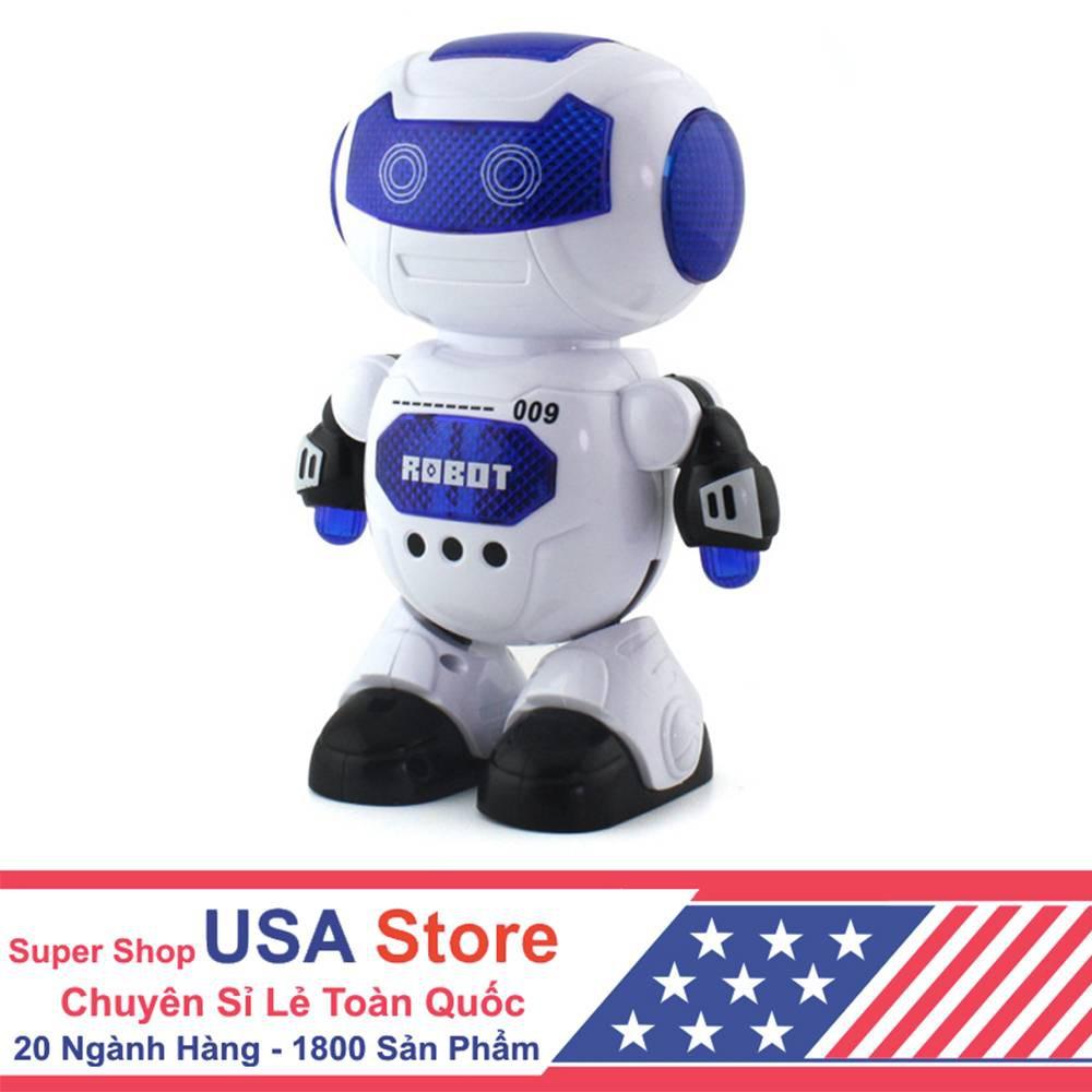 Robot Nhảy Disco Kiểu 3 Cho Bé