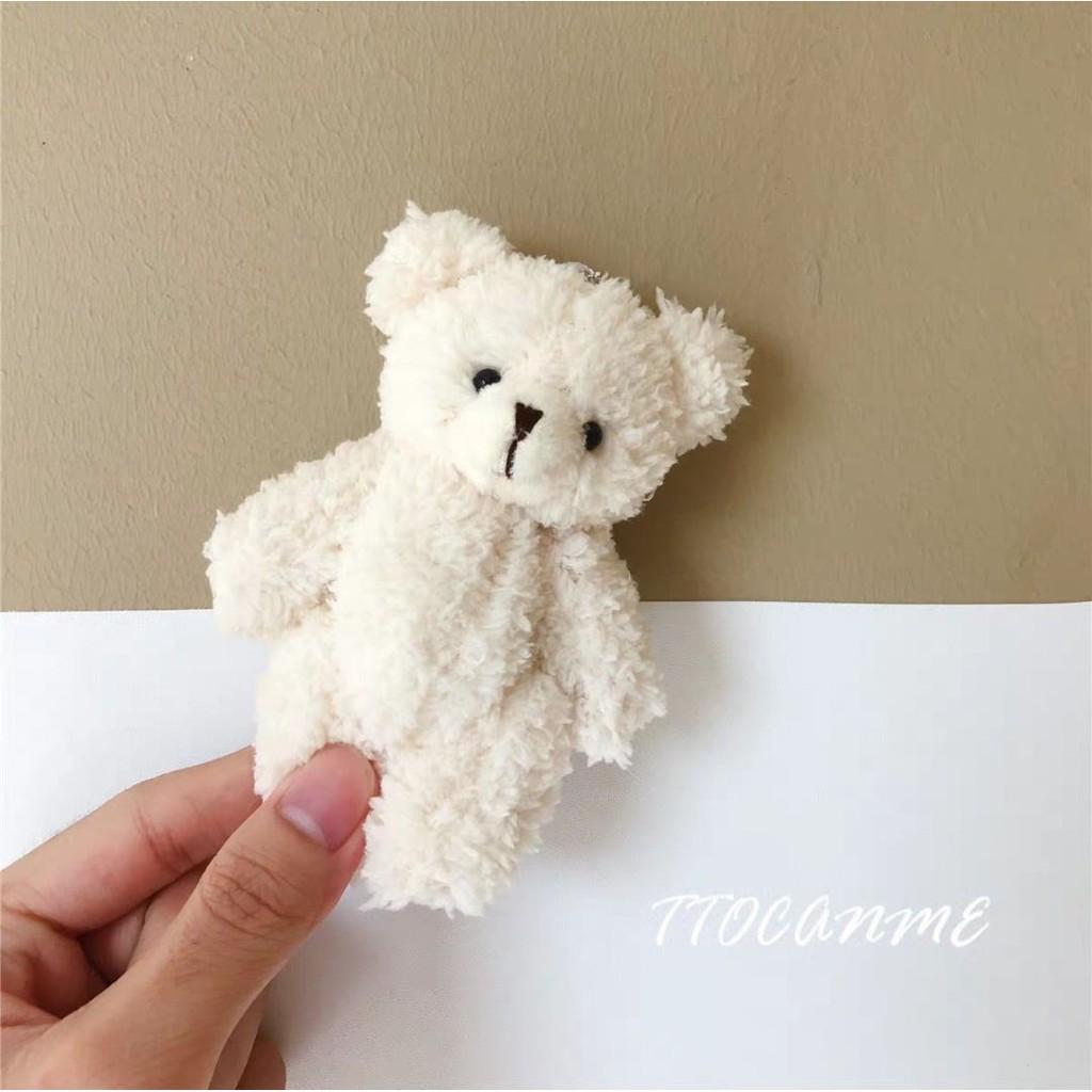 Móc khóa Gấu bông Brownie treo balo siêu dễ thương- MK501