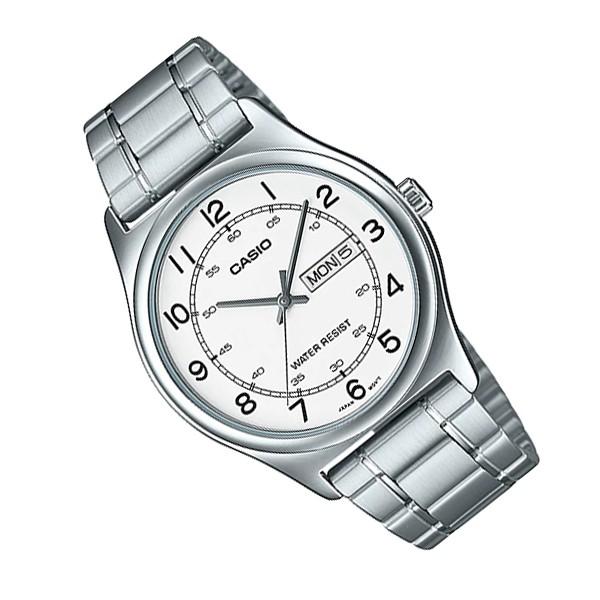 Đồng hồ nam dây kim loại Casio Standard chính hãng Anh Khuê MTP-V006D-7B2UDF