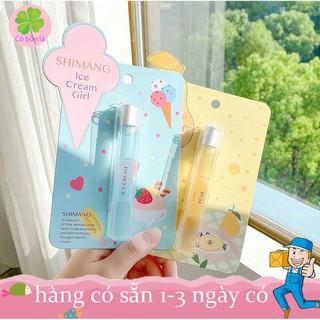 Nước hoa dạng lăn ShiMang 12 mùi hương tùy chọn 15ml thumbnail