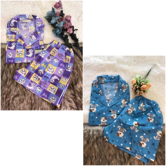 Xả kho Pijama Kate Thái 2