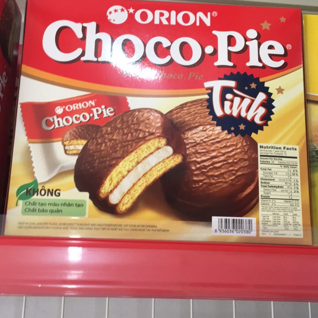 Bánh ChocoPie -Orion 12pack