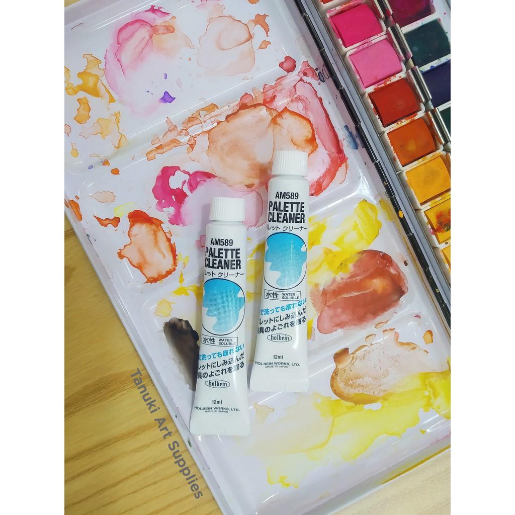 Dung dịch tẩy rửa Holbein Palette Cleaner dạng tuýp 12ml | Shopee Việt Nam