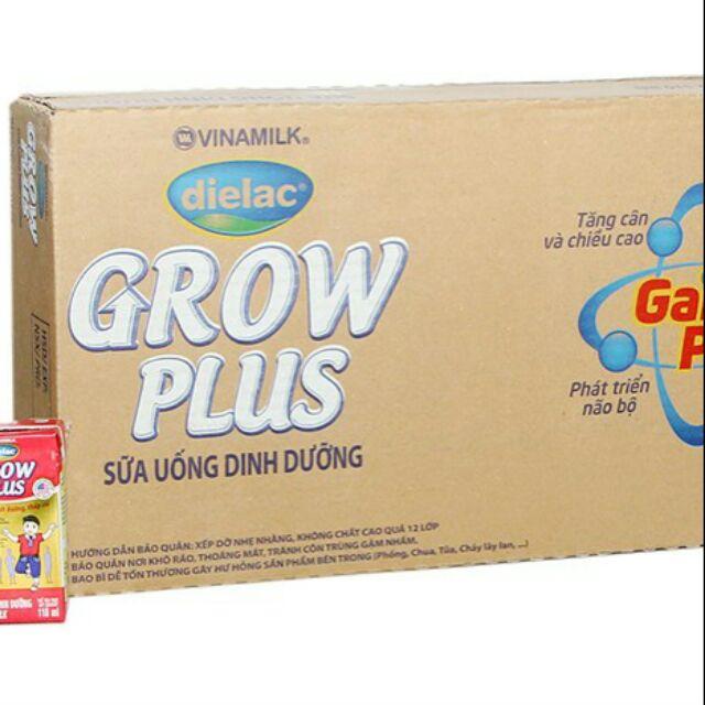 Sữa bột pha sẵn growplus 110ml